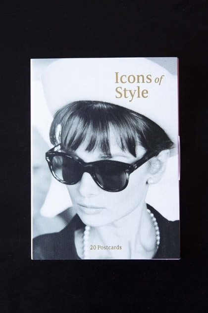 Icons Of Style: 20 Postcards From Icons Of Women's Style