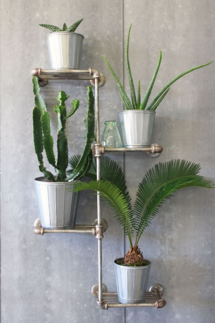 Industrial Shelving - 4 Tier Unit