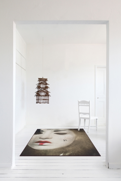 Japanese Repose Rug 180cm x 150cm