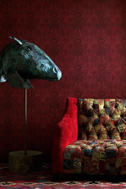Andrew Martin Kew Wallpaper -  Sand, Stone or Red