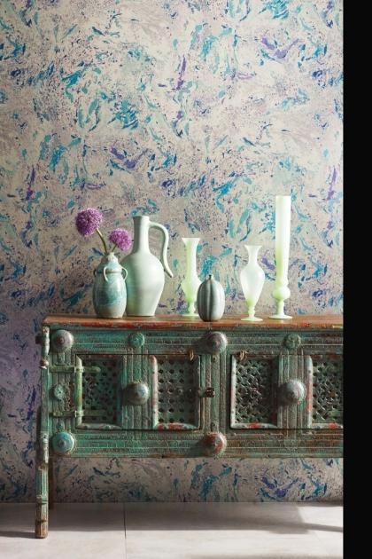 Matthew Williamson Makrana Wallpaper - 5 Colours Available