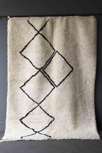 Original Moroccan Berber Large Rug - Marrakech - Choose From Selection