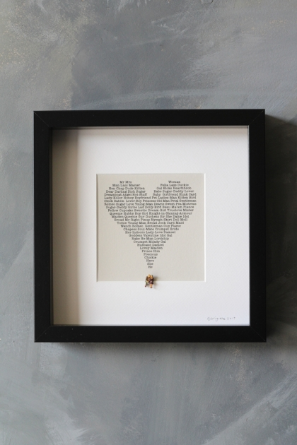 Brigitte Herrod Picture - Terms of Endearment - Exclusive to RSG