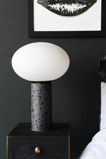 Cruz Opal Table Lamp
