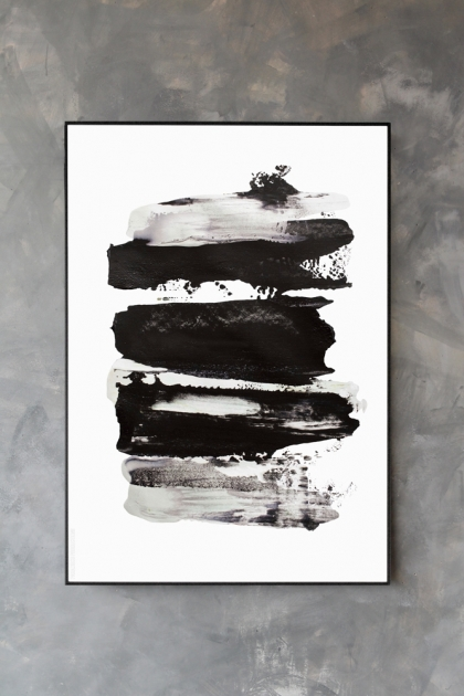Unframed Flash Art Print