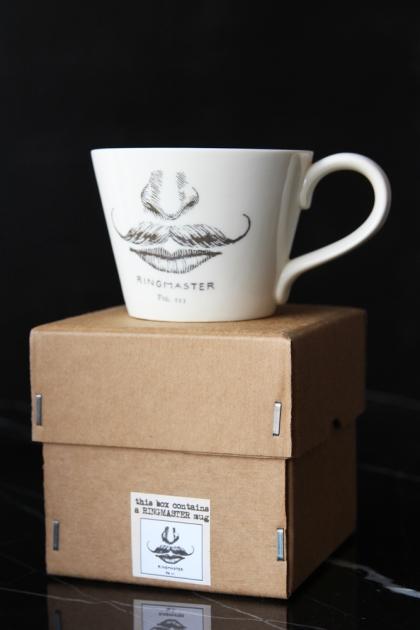 The Ringmaster Handmade Mug & Gift Box