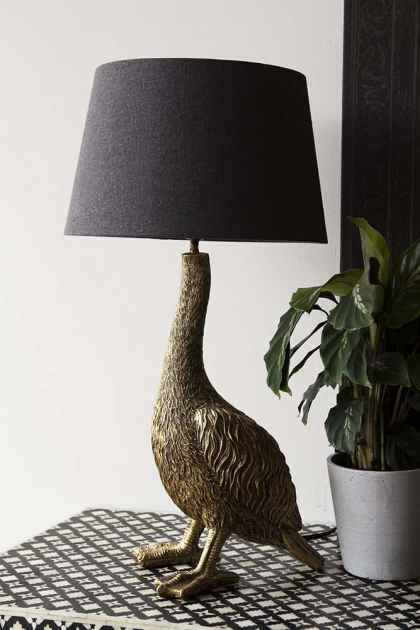 Golden Goose Table Lamp