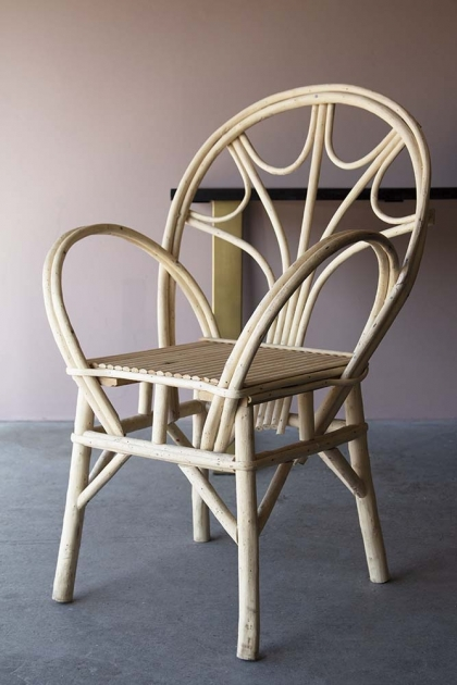 Merci Wooden Armchair - Natural