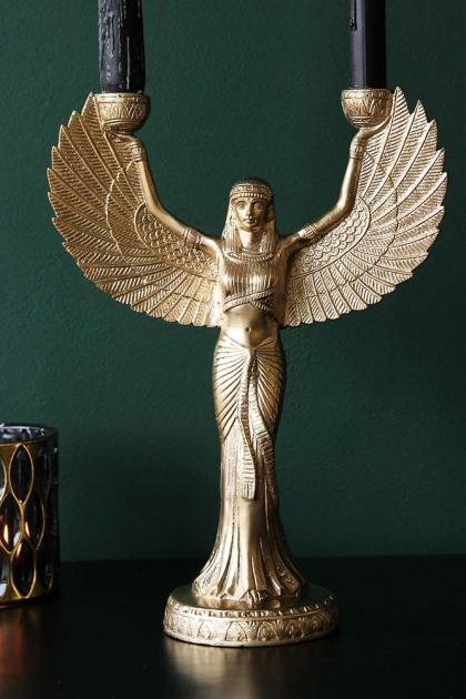 Phoenix Candle Holder