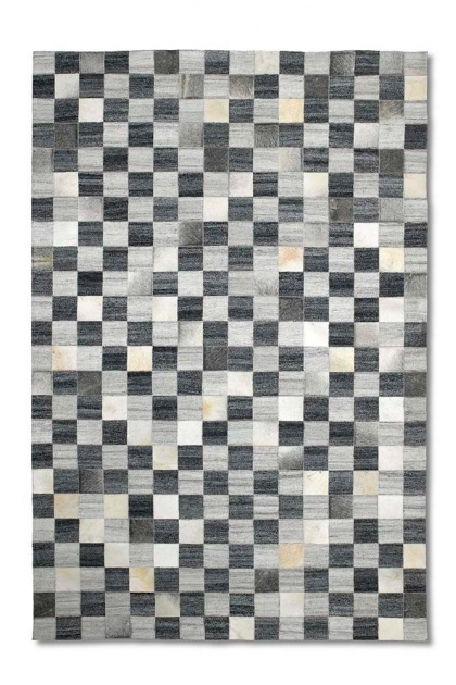 Safari 01 Chequered Rug - 2 Sizes Available