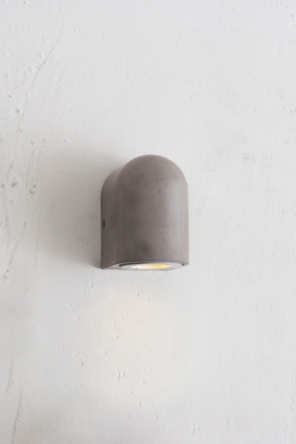 Southbank Outdoor Concrete Down Wall Light