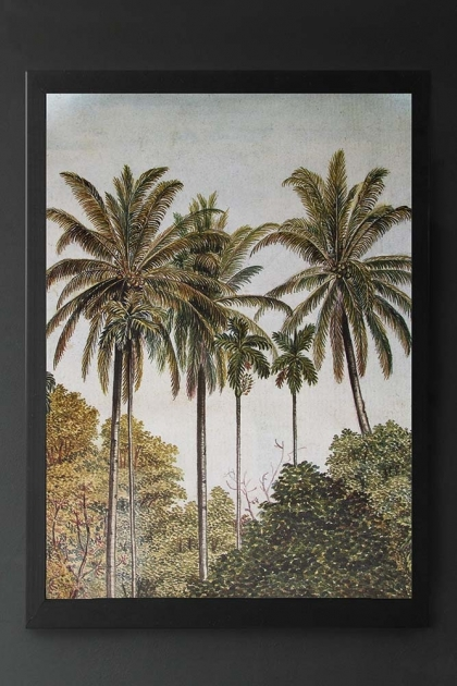 Unframed Botanical Palms Art Print