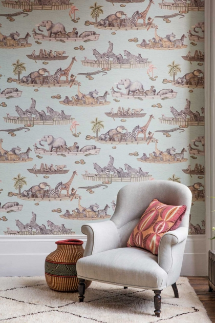 Cole & Son - The Ardmore Collection - Zambesi