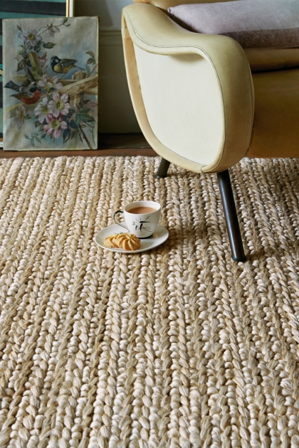 Abacus Jute Rug - 2 Sizes Available - 3 Colours