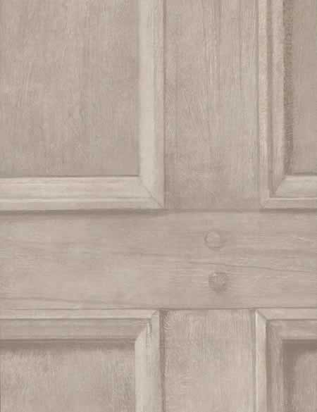 Engineer Collection Regent Wood Panelling Wallpaper