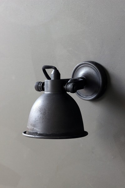 Symphony Wall Lights Black : Fabulous Wall Light - Black