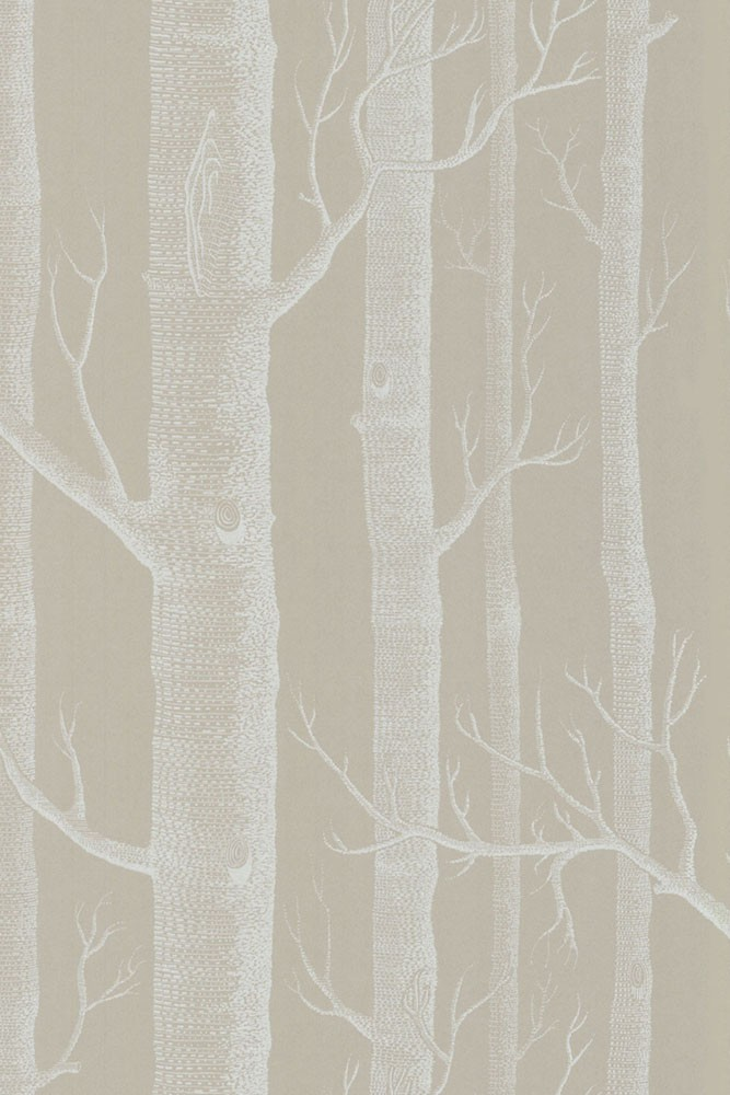 Cole & Son - New Contemporary - Woods - 5 Colours Available - from ...
