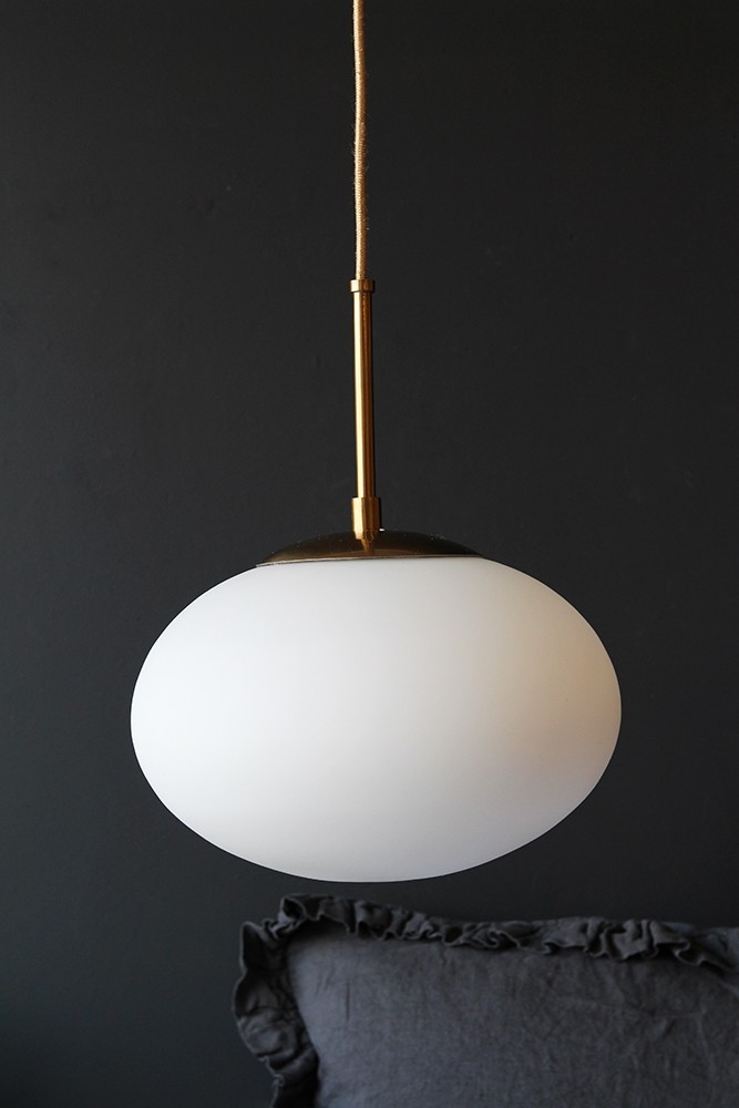 Cruz opal pendant light