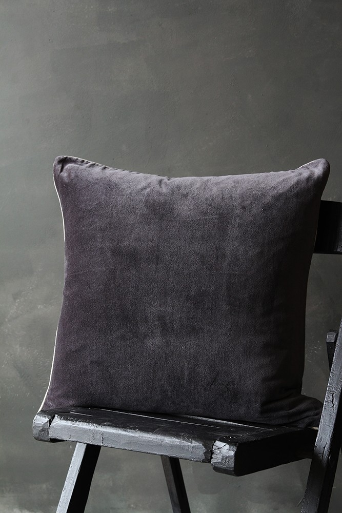 on pillow velvet decorative couch pillows for gray cushion shop throw cover wanelo grey