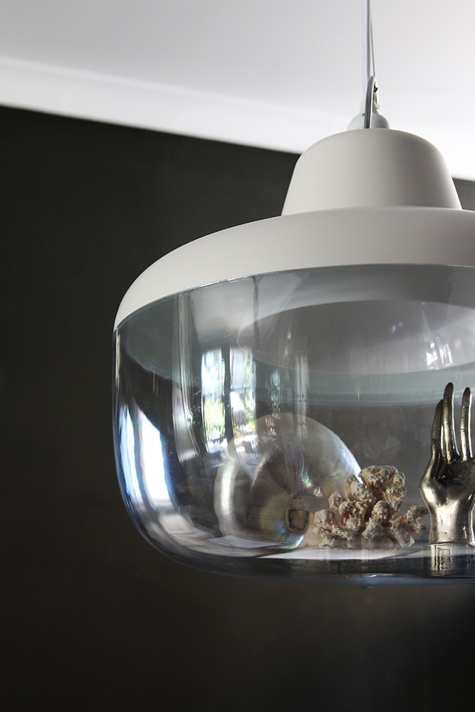Favourite things pendant light white