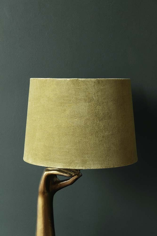 How To Choose A Lamp And The Right Size Lampshade The Spruce