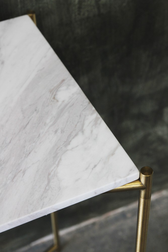 R Marble Letter Poster 5 Sizes: Carrara Marble Console Table