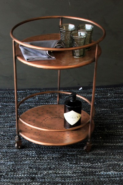 Shoreditch Drinks Trolley From Rockett St George