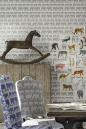 Andrew Martin Nell Wallpaper - 3 Colours Available