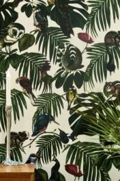Witch & Watchman Amazonia Wallpaper - Light