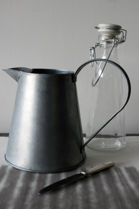 Beautiful Metal Utensil Jug