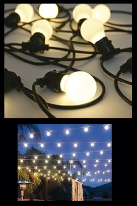 Bella Vista Festoon Lighting