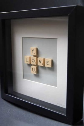 Brigitte Herrod Picture - Scrabble LOVE YOU