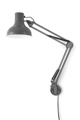 Clerkenwell Wall Light - Charcoal