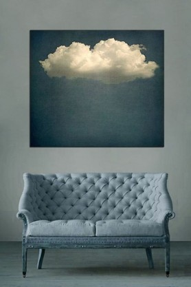 Cloud Play I by JR Goodwin - Etching Paper or Canvas
