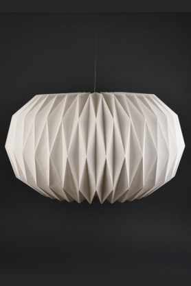 Sphere Pleated Lampshade