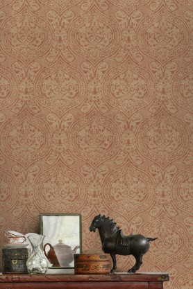 Mind The Gap Wallpaper Collection - Damask