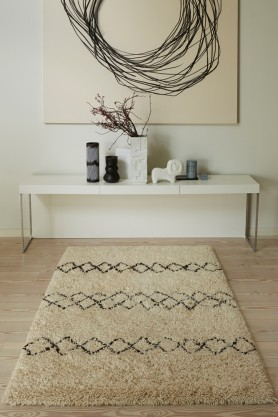 Deep Pile African Benni Rug BEN02 - various sizes available
