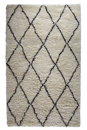 Deep Pile African Benni Rug BEN01 - Various Sizes Available