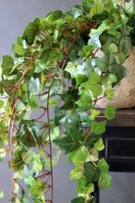 Fabulous Faux Trailing Ivy Posy