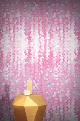 Feathr Wallpaper - Firefly - Rose