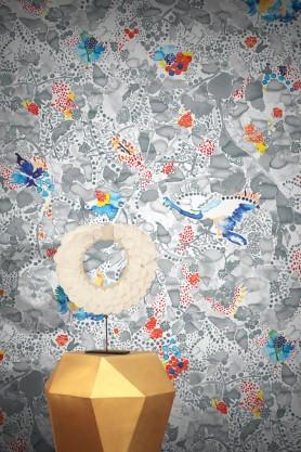 Feathr Wallpaper - La Cueillette - Dawn