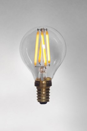 Low Light LED Pluto Bulb - E14 3 Watt