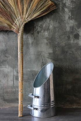 Metal Coal Skuttle Bucket