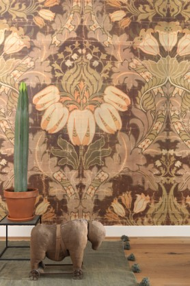 NLXL LAB Wallpaper Collection - Big Pattern Luther Mural MRV 02