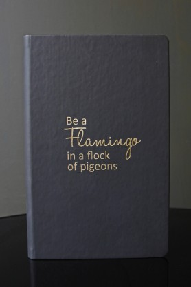 RSG Notebook - Be a Flamingo...