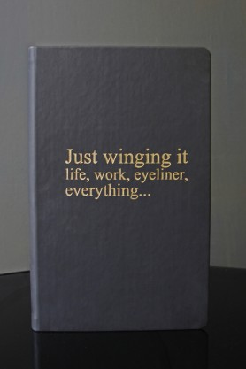 RSG Notebook - Just Winging It...
