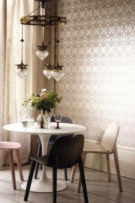 Matthew Williamson - Imperial Lattice Wallpaper