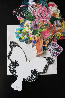 Christian Lacroix Frivolities Notecard Set