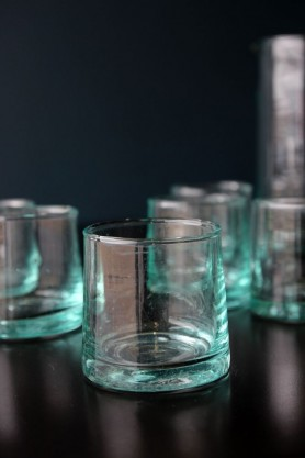 Recycled Glass Tumbler - Small