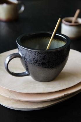 Onyx Stoneware Mug
